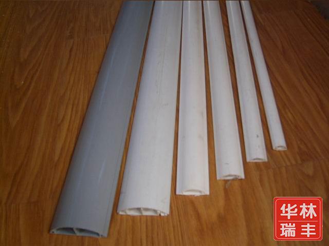 PVC弧形地面槽